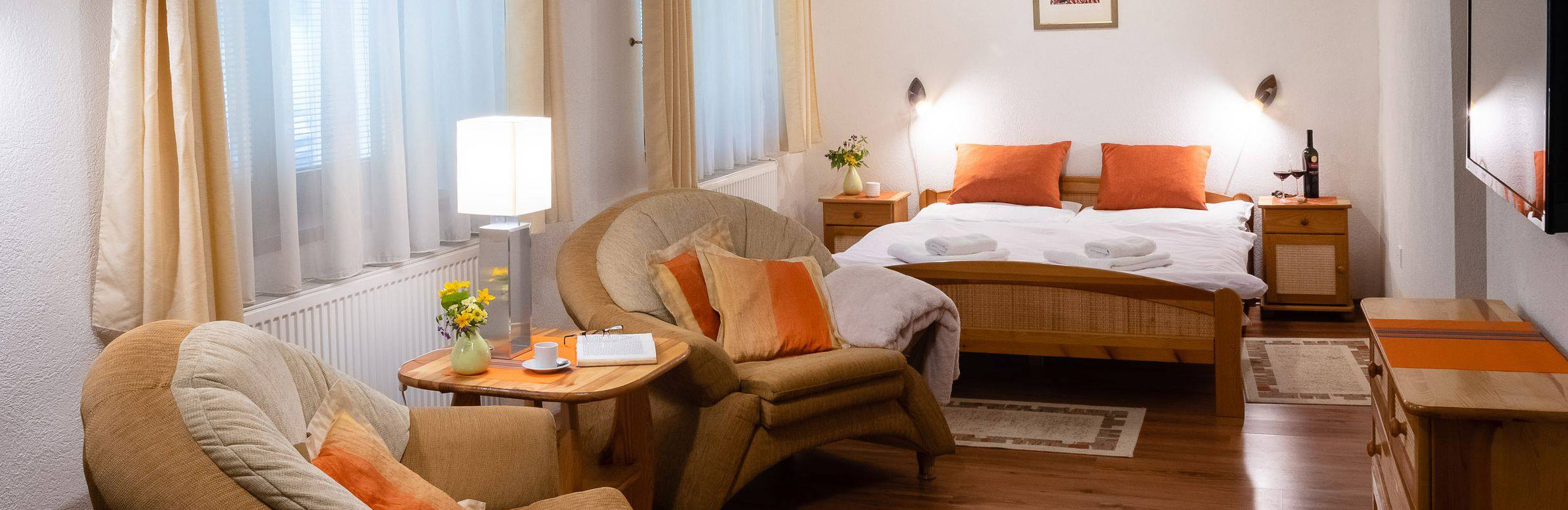 Ponúkame pohodlné ubytovanie s kapacitou až do 120 lôžok